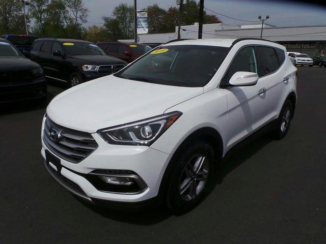 2018 Hyundai Santa Fe Sport 2.4L AWD