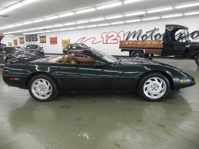 1991 Chevrolet Corvette Convertible RWD