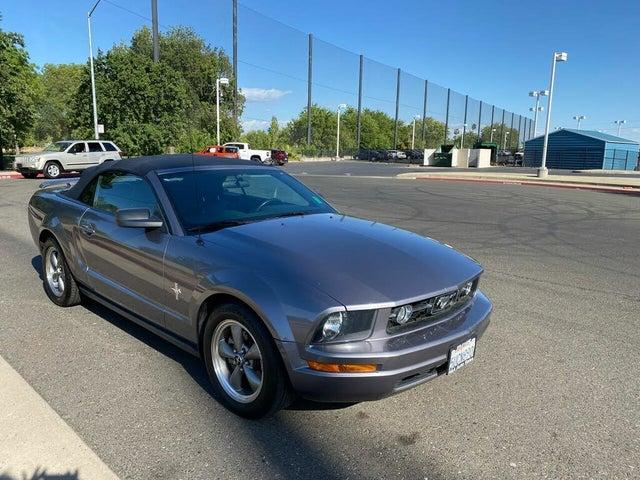 2006 Ford Mustang V6 Premium Convertible RWD