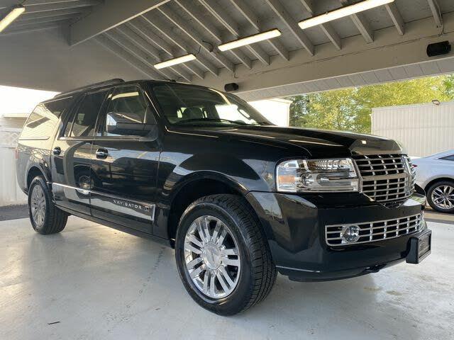 2012 Lincoln Navigator L 4WD