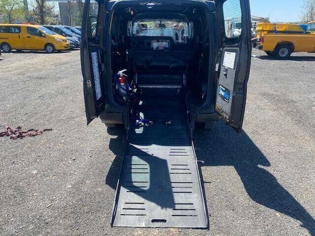 2016 Nissan NV200 Taxi