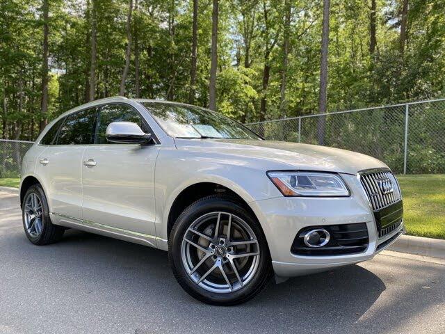 2016 Audi Q5 2.0T Premium Plus AWD