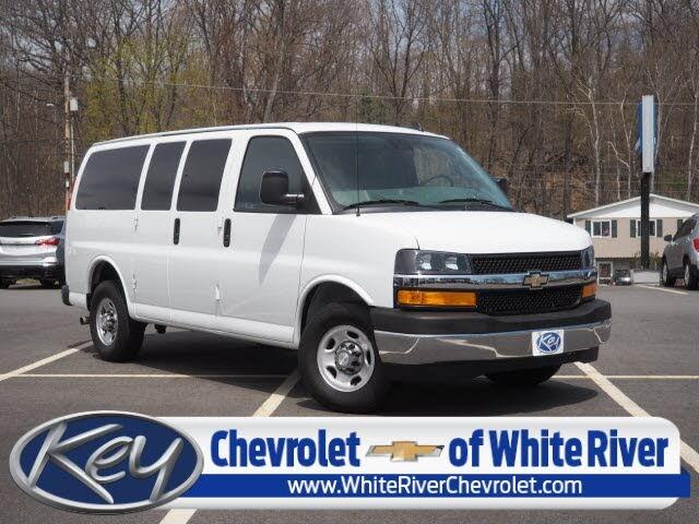 2019 Chevrolet Express 2500 LT RWD