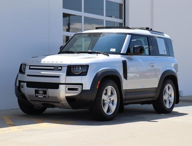2021 Land Rover Defender 90 First Edition AWD for Sale in ...