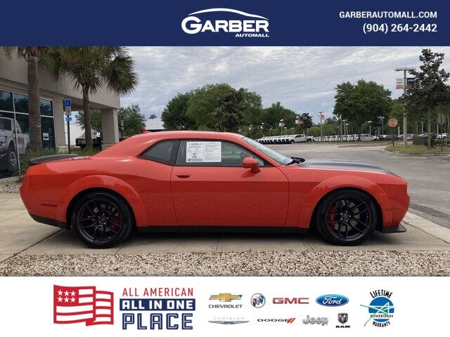 dodge challenger hellcat for sale in jacksonville fl 2019 Dodge Challenger SRT Hellcat RWD for Sale in