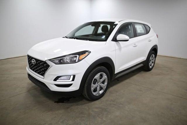 2021 Hyundai Tucson Essential FWD