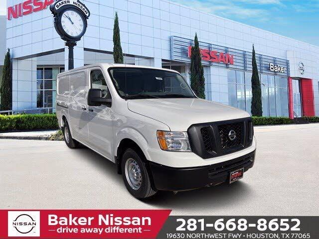 2021 Nissan NV Cargo 1500 S RWD