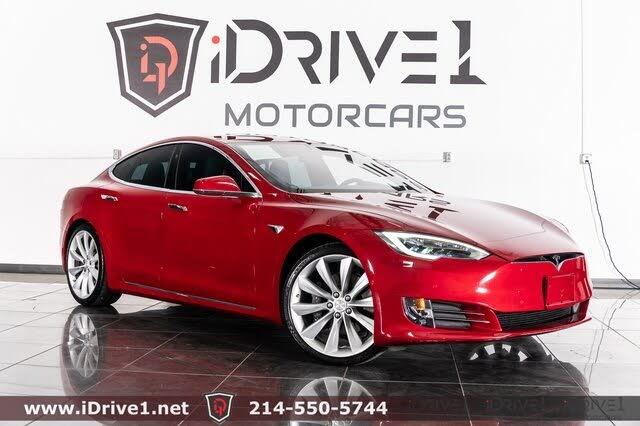 2016 Tesla Model S 75D AWD
