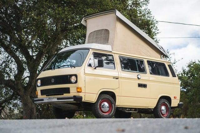 1982 Volkswagen Vanagon Camper Passenger Van