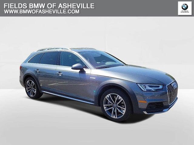 2018 Audi A4 Allroad 2.0T quattro Prestige AWD