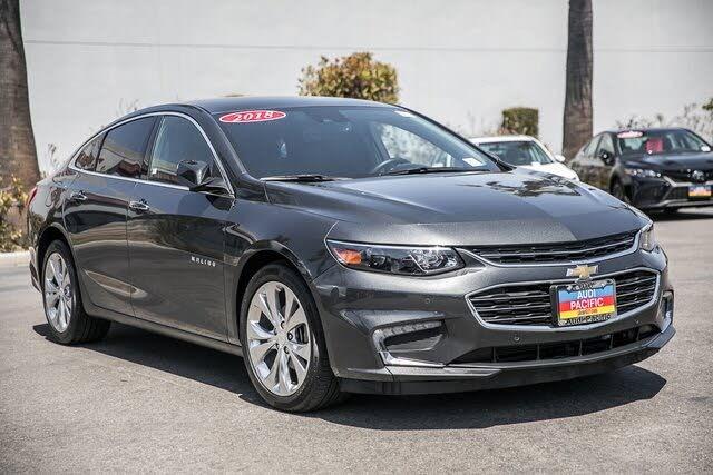 2018 Chevrolet Malibu Premier FWD