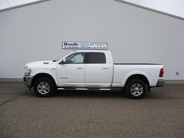2020 RAM 3500 Laramie Crew Cab 4WD