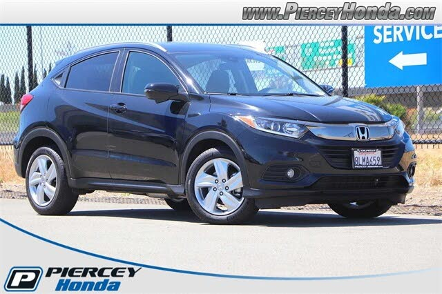 2019 Honda HR-V EX FWD
