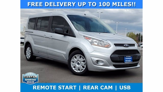 2016 Ford Transit Connect Wagon XLT LWB FWD with Rear Liftgate