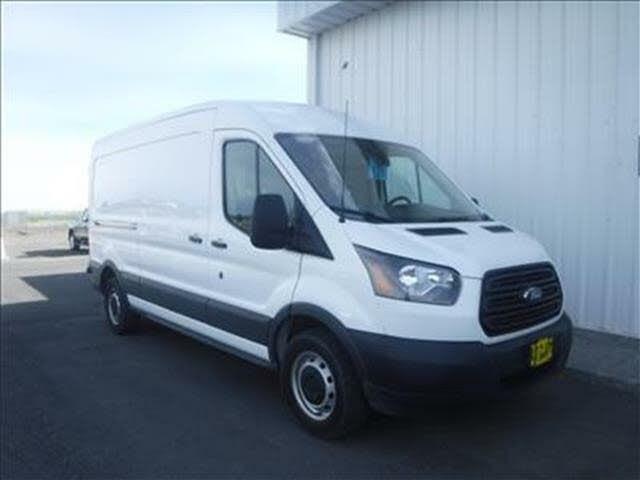2018 Ford Transit Cargo 150 3dr LWB Medium Roof Cargo Van with Sliding Passenger Side Door