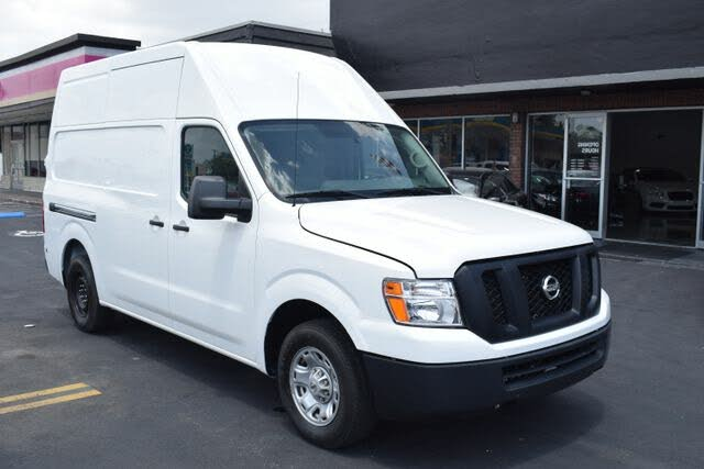 2019 Nissan NV Cargo 2500 HD SV with High Roof RWD