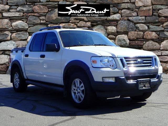 2010 Ford Explorer Sport Trac XLT 4WD