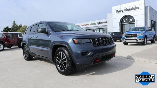 2020 Jeep Grand Cherokee Trailhawk 4WD