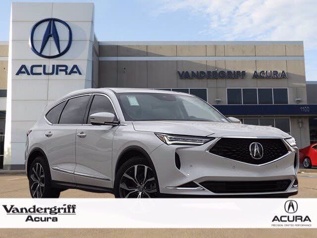 2022 Acura MDX FWD with Technology Package