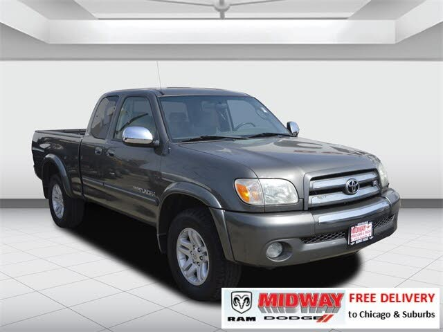 2005 Toyota Tundra 4 Dr SR5 4WD Extended Cab SB