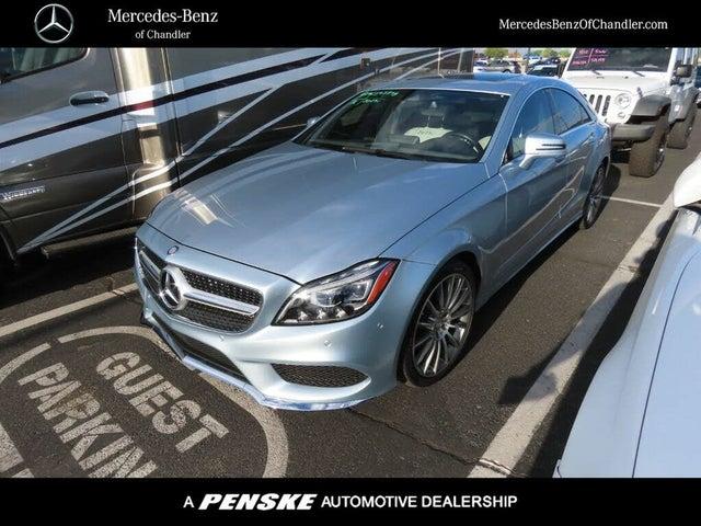 2016 Mercedes-Benz CLS-Class CLS 400