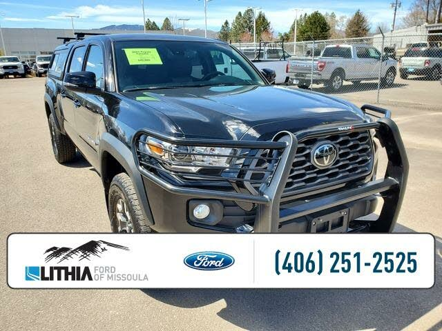 2021 Toyota Tacoma TRD Off Road Double Cab LB 4WD