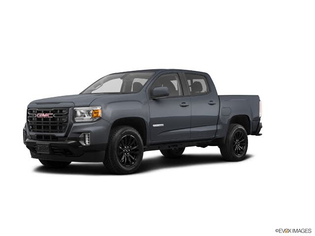 2021 GMC Canyon Elevation Crew Cab RWD