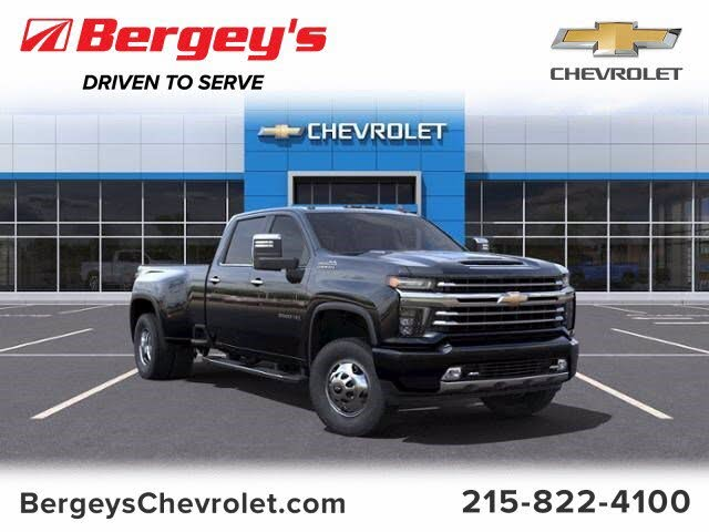 2021 Chevrolet Silverado 3500HD High Country Crew Cab 4WD
