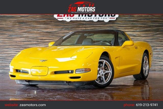 2003 Chevrolet Corvette Coupe RWD