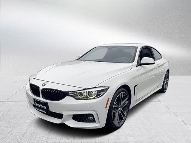 2019 BMW 4 Series 440i xDrive Coupe AWD