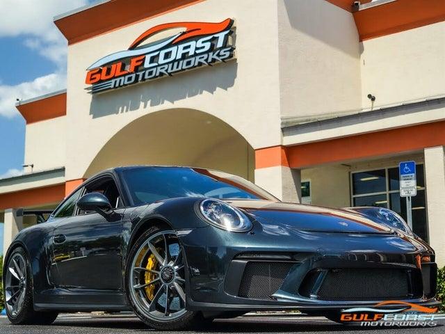 2019 Porsche 911 GT3 Coupe RWD