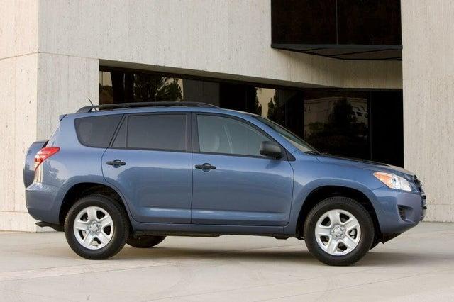 2010 Toyota RAV4 Base 4WD