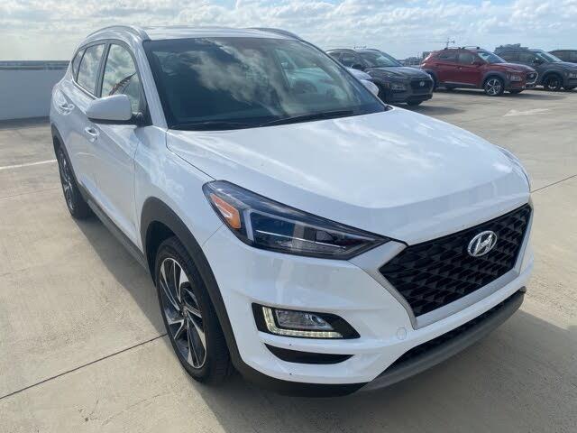 2019 Hyundai Tucson Sport FWD