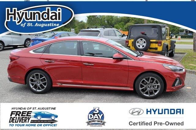 2018 Hyundai Sonata 2.0T Limited FWD