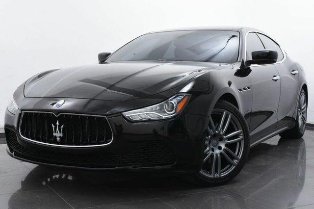2016 Maserati Ghibli RWD