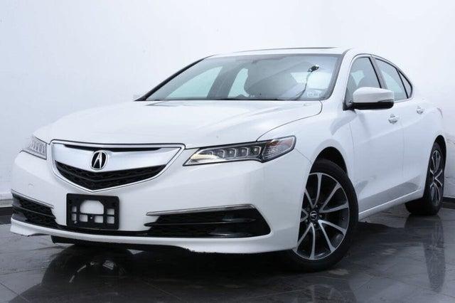 2017 Acura TLX V6 FWD