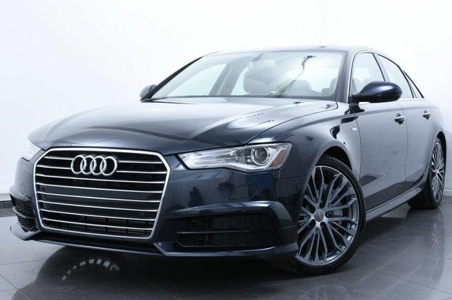 2017 Audi A6 2.0T Premium Plus Sedan FWD