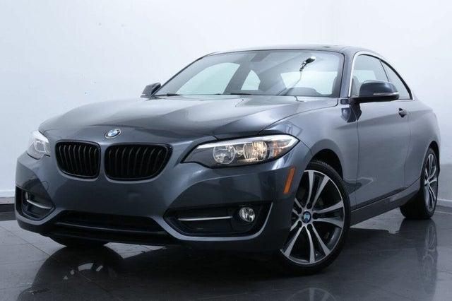 2017 BMW 2 Series 230i Coupe RWD