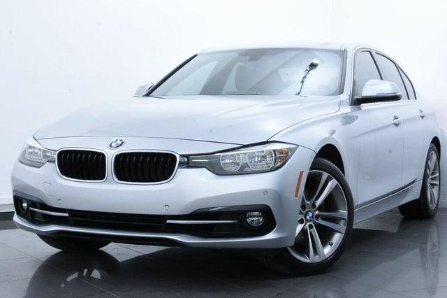 2017 BMW 3 Series 330i Sedan RWD