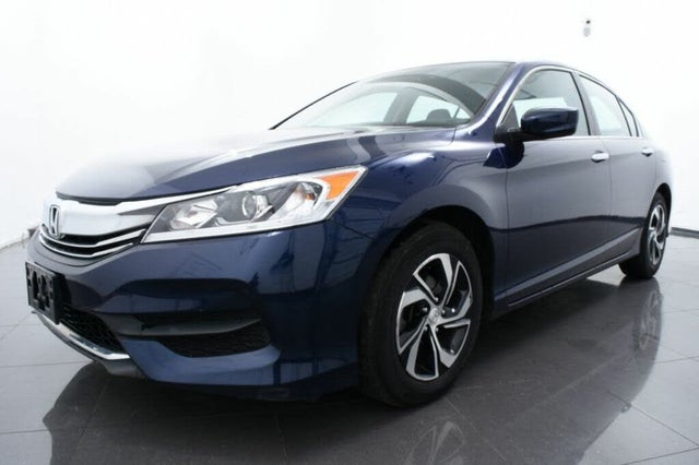 2017 Honda Accord LX FWD