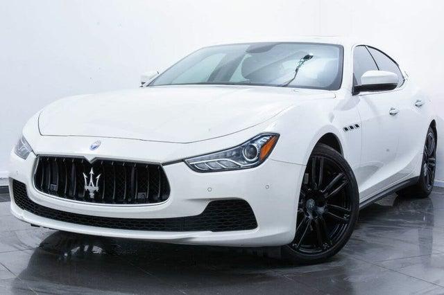 2017 Maserati Ghibli 3.0L