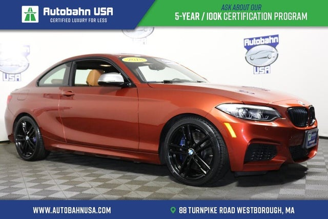 2018 BMW 2 Series M240i xDrive Coupe AWD