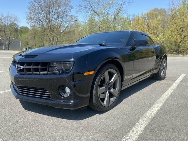 2010 Chevrolet Camaro 2SS Coupe RWD
