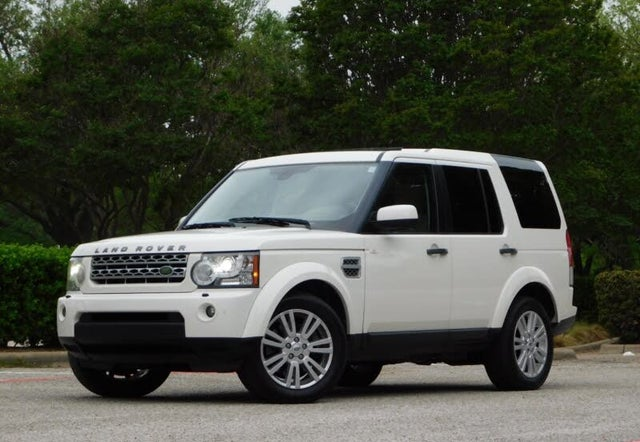 2010 Land Rover LR4 HSE LUX