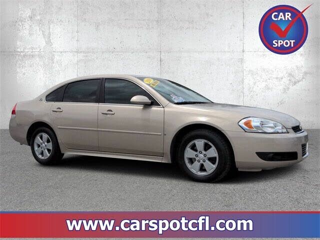2010 Chevrolet Impala LT FWD