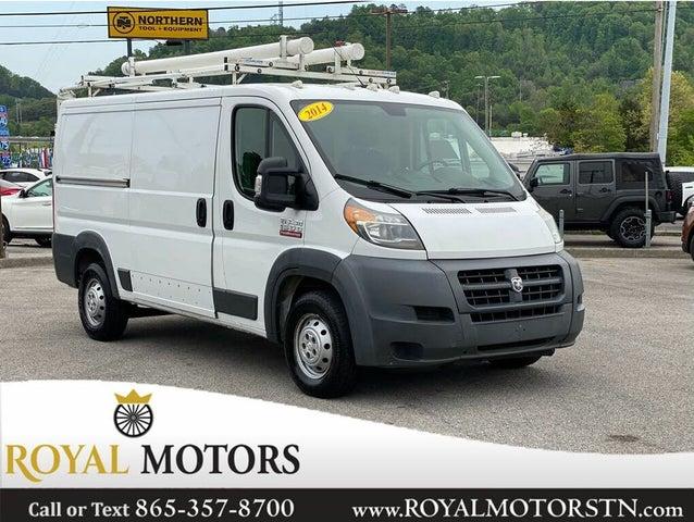 2014 RAM ProMaster 1500 136 Low Roof Cargo Van