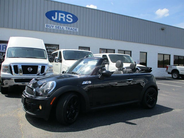 2014 MINI Cooper S Convertible FWD