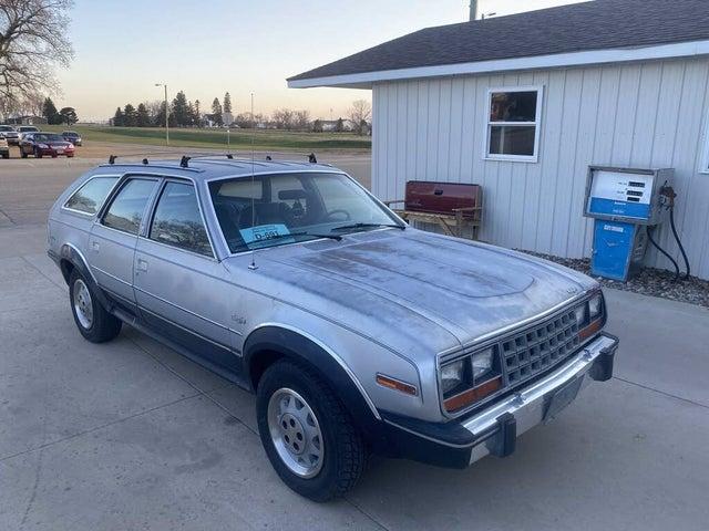 1986 AMC Eagle Wagon 4WD