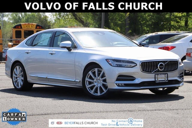 2020 Volvo S90 T6 Inscription AWD
