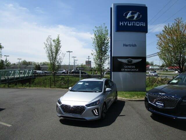 2021 Hyundai Ioniq Hybrid Limited FWD